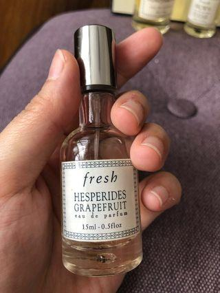 Fresh Hesperides Grapefruit 香水 Perfume 15ml