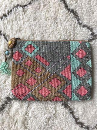 Jasper & Jeera Clutch from Anthropologie