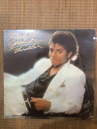 Piringan Hitam Michael Jackson - Thriller
