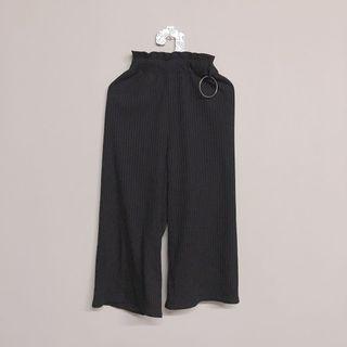 🚚 羅紋寬褲