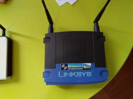 Linksys WRT54G