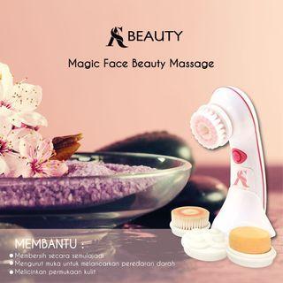 MAGIC FACE BEAUTY MASSAGE