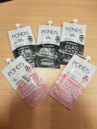 Ponds clay mask