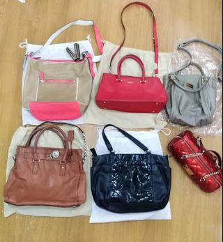 Available authentic bags