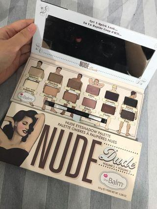 The Balm Nude Dude Vol 2