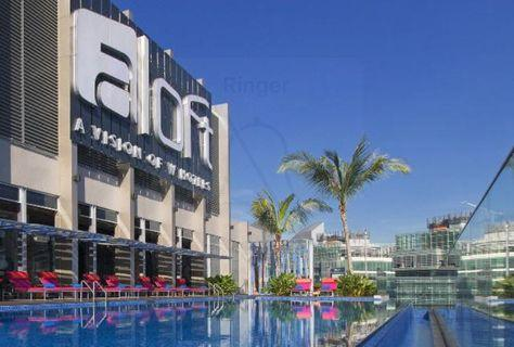 Aloft Hotel KLSentral