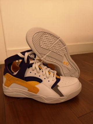 "Nike Air Flight Huarache ""basketball shoes"" ""US10.5"" KOBE 籃球鞋"