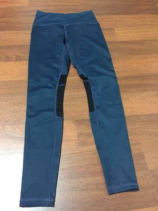 Fearless Activewear Navy Leggings size XS