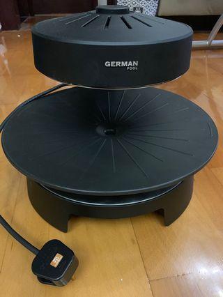 德國寶德韓式光波燒烤爐