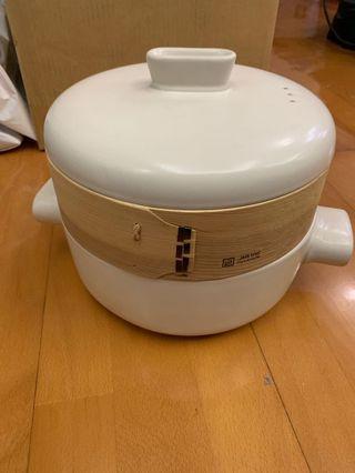 家 (Jia )蒸鍋蒸籠組