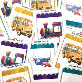 Jumbo puzzle (Goodie Bag)