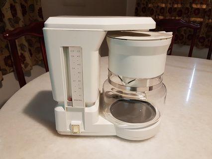 Tefal coffee maker