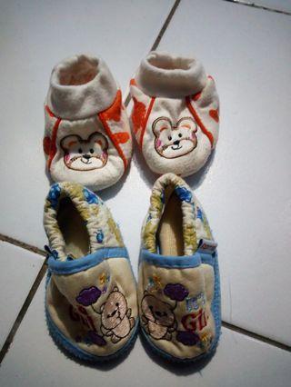 Sepatu baby 10rb