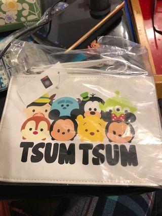 Tsum tsum small make up bag