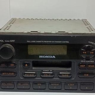 。二手品。汽車用音響主機。HONDA ACCORD車系用