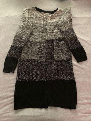 🚚 Winter knit jacket  NWOT