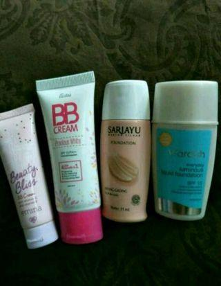 All foundation,  50 rb