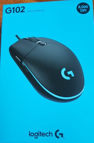Gaming Mouse] Logitech G102 *BRAND NEW UNOPENED