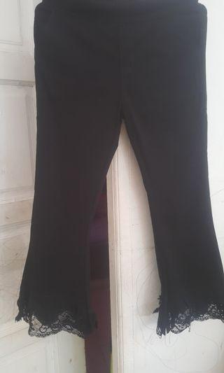 Bell bottom pants comel