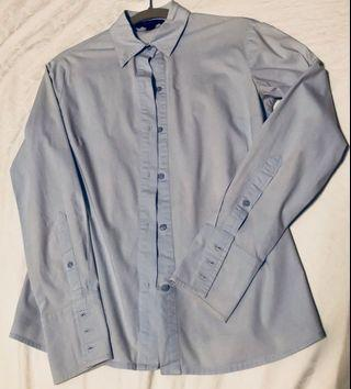 Long Sleeve Shirt ladies blouses Zara brooks Brothers