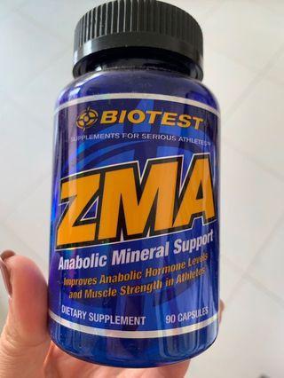 ZMA Anabolic Support