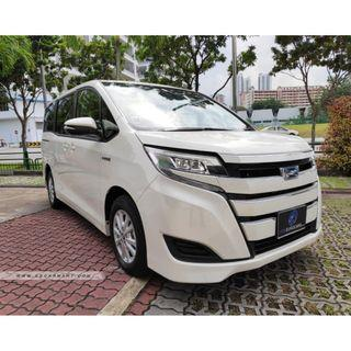 Toyota Noah 1.8 Hybrid G 7-Seater Auto