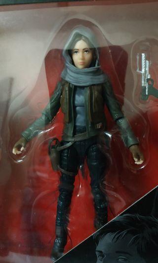 Star Wars Black Series: Jyn Erso (Jedha) - Clearance