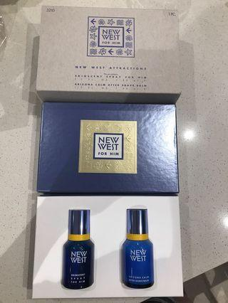 Aramis New West After Shave Balm only