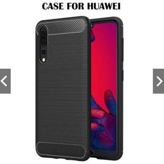 Huawei P20 Pro Slim Fit Silicone TPU Cover / Case
