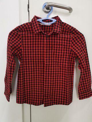 H & M boy shirt