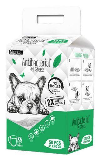 Absorb Plus Anti Bacterial Pee Pad