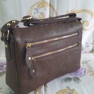 Sling Bag Kulit asli