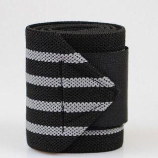 *Grey* Wrist Support / Gym Brace / Lifting Wrap