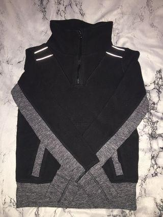 Ivivva quarter zip sweater