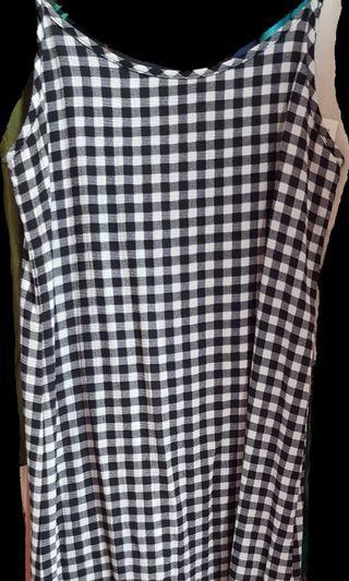 Checkered Dress