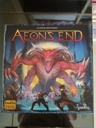 Aeon's End Board Game 1st Edition