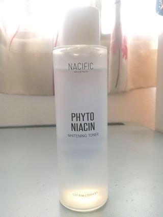 Natural Pacific Phyto Niacin Whitening Toner
