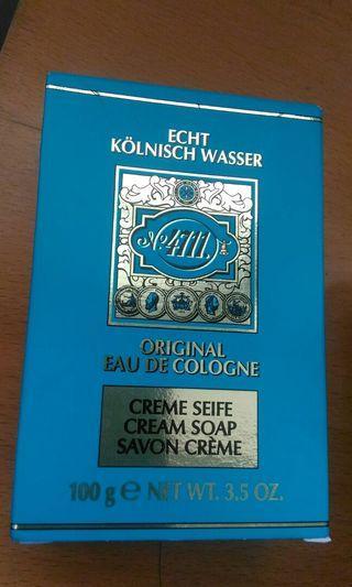 德國製 4711 德國 古龍水皂 香水皂 香皂 肥皂 古龍水 科隆