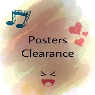 Posters Clearance 2~