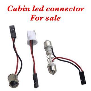 Adapter for cabin led