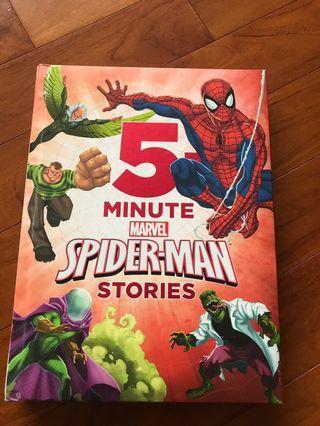 Spiderman stories
