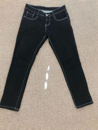 Levi's Black Denim Pants