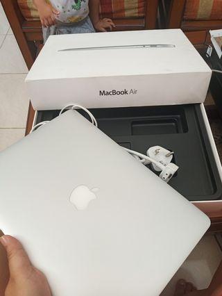 Macbook Air 13' 2012 A1466