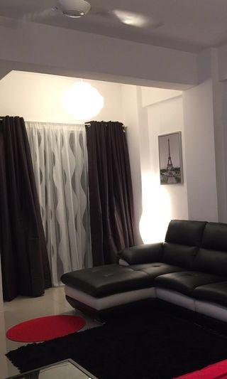IKEA Curtain PARLBUSKE Block-out 80%