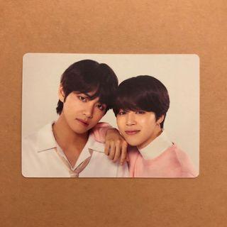 BTS Love Yourself Tour Photocard