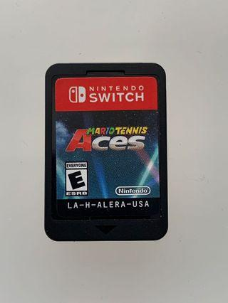 Mario tennis - quick sell no box