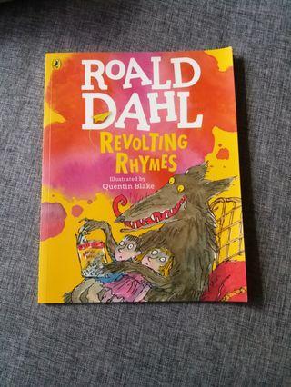 🚚 Roald Dahl Revolting Rhymes