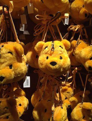 Tokyo Disneyland Winnie the Pooh 八達通套