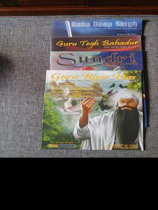 🚚 Sikh Comics
