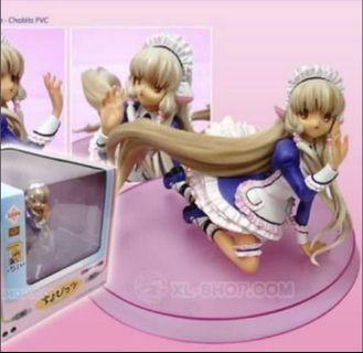 Lilics Art Storm Chobits Clamp電腦天使電腦少女阿芝 1/8 PVCfigure